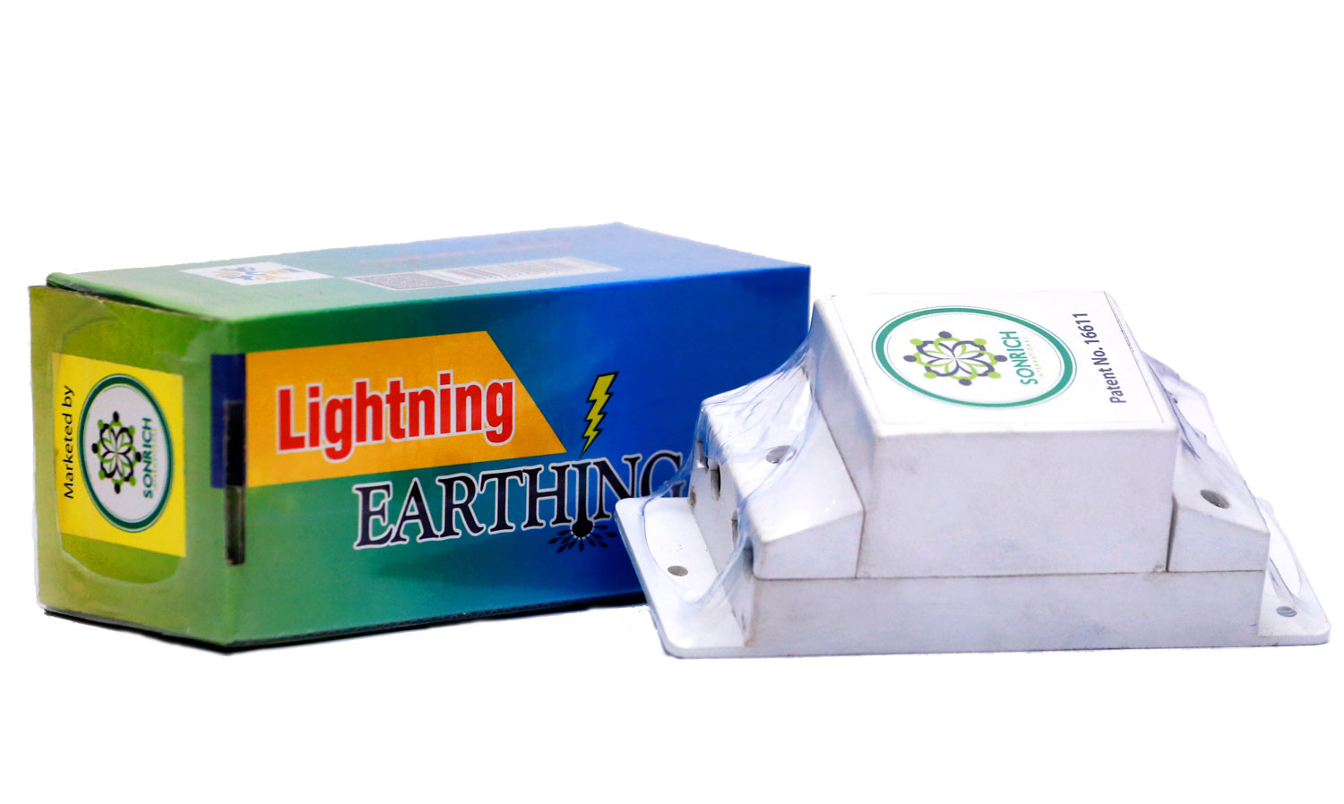 Lightning Earthing (50 Yrs Warranty)